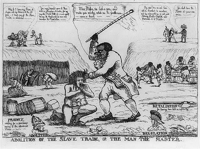 Slave Trade Act(Chapter 10)