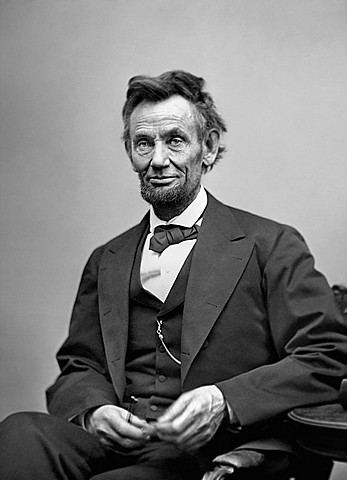 Republican Abraham Lincoln Wins Presidential Election of 1860