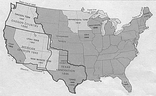Treaty of Guadalupe Hidalgo: Mexican American War Ends