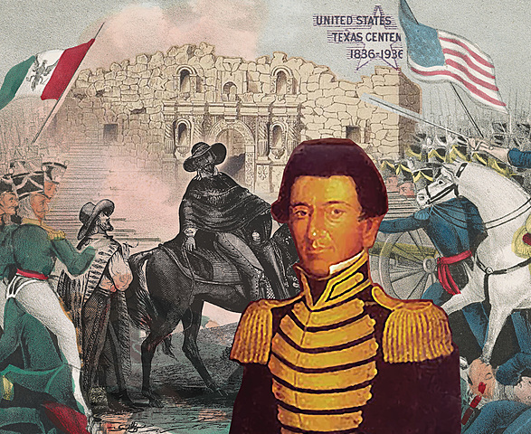 Texas Revolution and Independence from Mexico