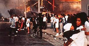 Rodney King Uprisings
