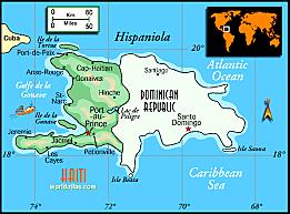 spanish gave up hispaniola to france