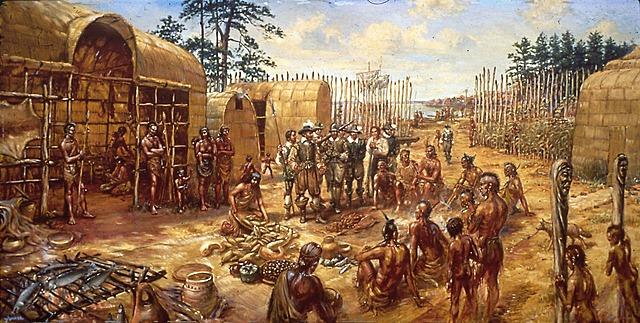Jamestown's First Slave