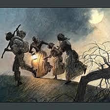Harriet Tubman Begins Using Underground Railroad