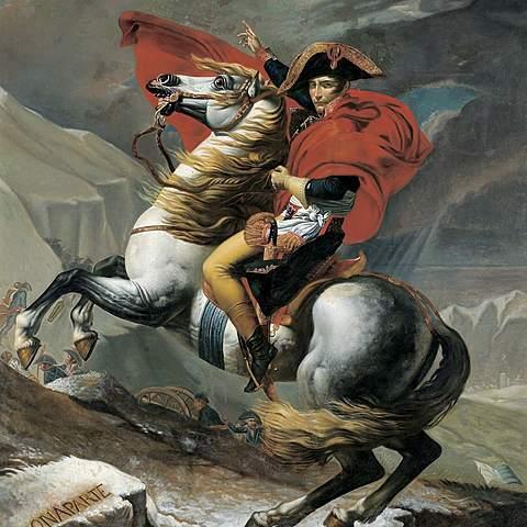 napoleon creates a new constitution
