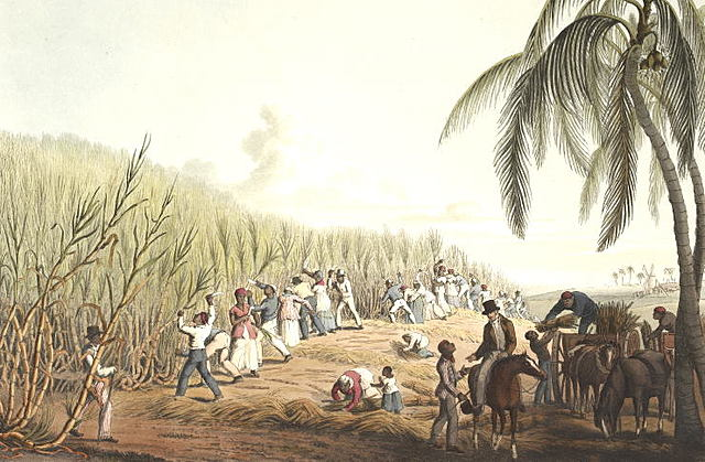 Abolition of slavery in in Britain