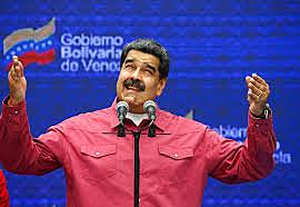 Nicolás Maduro en 2005