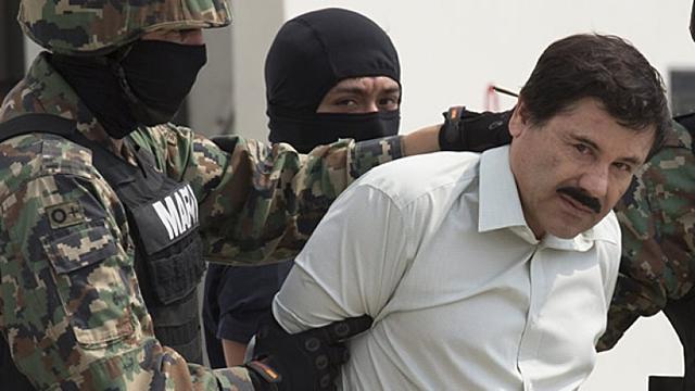Caída del Chapo Guzmán