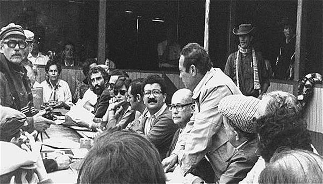 """Firma de los """"Acuerdos de La Uribe"""""""