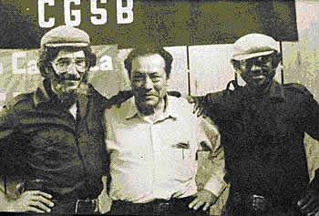 Se crea la Coordinadora Guerrillera Simón Bolívar.