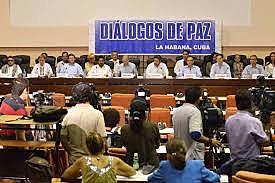 Diálogos de paz con las FARC