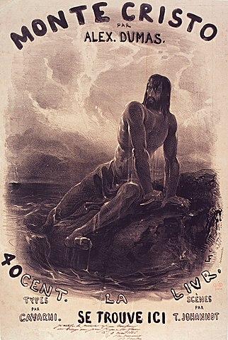 El conde de Montecristo de Alejandro Dumas.