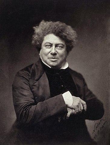Alejandro Dumas. (1802-1870).