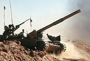 Invasión de Kuwait por las tropas iraquíes
