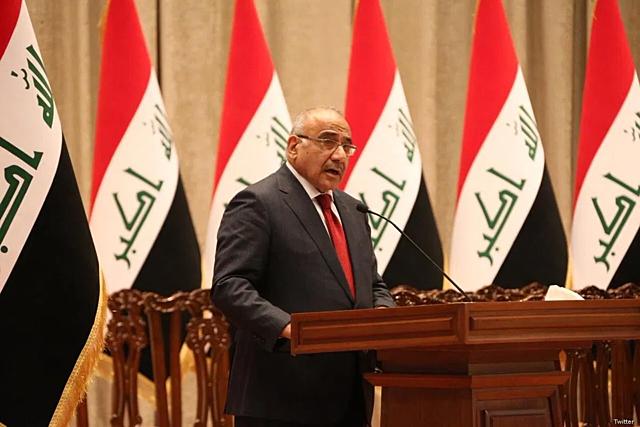 El Gobierno iraquí asume el mando militar.