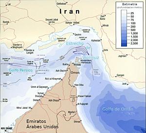 Incidente del golfo de Omán- mayo.