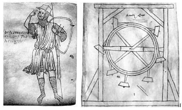 Villard de Honnecourt. (1200-1250).