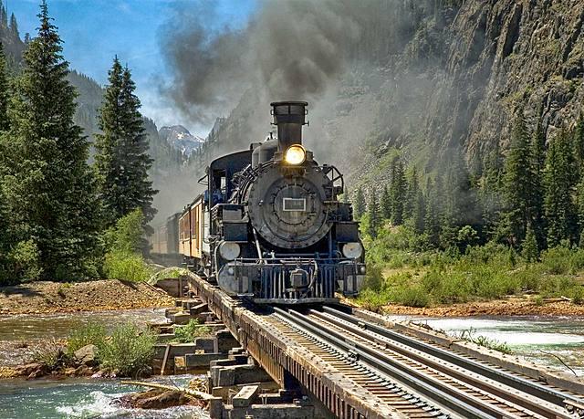Train invention