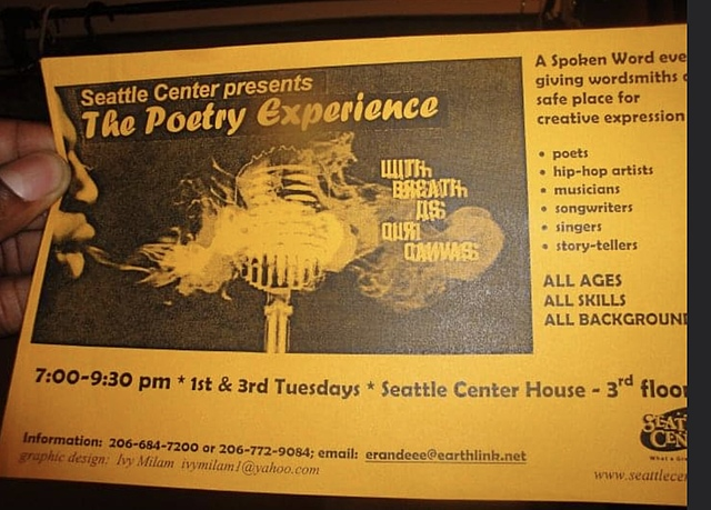 Poetry Experience is Founded