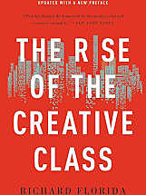 Rise of the Creative Class Published