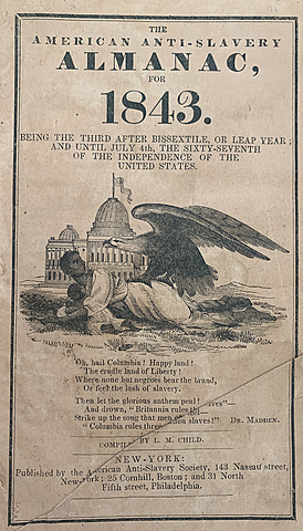 AASS Abolitionist Pamphlets