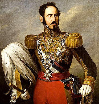 Regencia de Espartero.