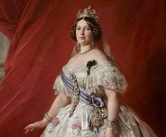 Pronunciamiento de Narváez. Proclamación de Isabel II como reina y fin de la regencia de Espartero.
