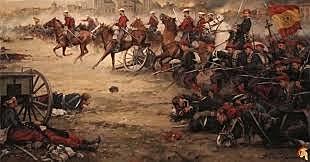 Fin de la primera guerra carlista.