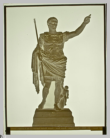 AUGUSTUS, 31 BCE- 14 AD.