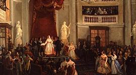 EJE CRONOLÓGICO BLOQUE 6.1: Revolución liberal en el reinado de Isabel II. Carlismo y guerra civil. Construcción y evolución del Estado liberal. timeline