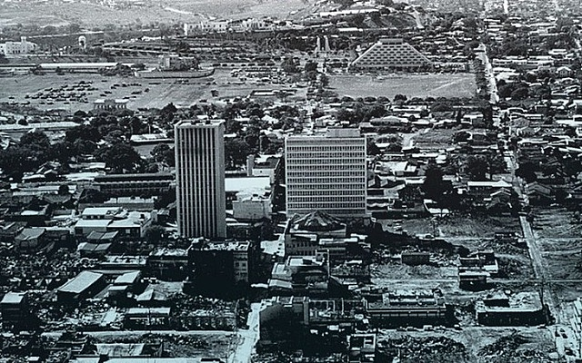Terremoto de Managua
