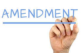 Amendment(Chapter 14)
