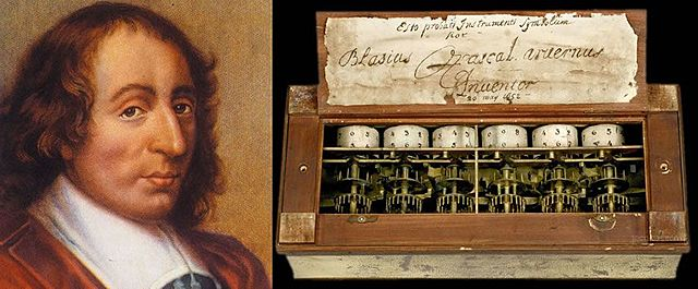 Blaise Pascal e La Pascaline
