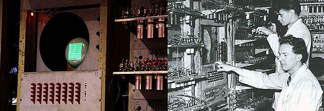 A memória RAM e o primeiro sistema