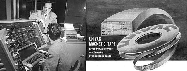 UNIVAC I, o computador industrial
