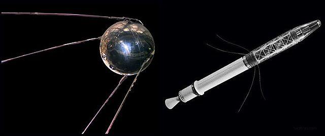 Sputnik I e Explorer I