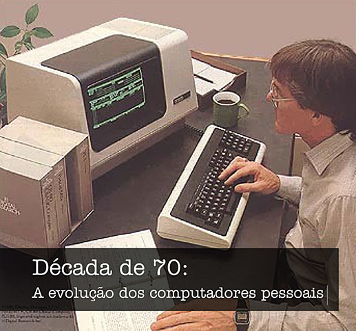 A era dos computadores pessoais