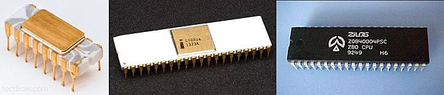 O microprocessador