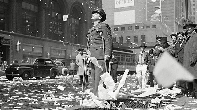 Depois da Segunda Guerra