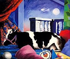 La gran vaca