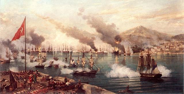 Η ναυμαχία του Ναβαρίνου και η λήξη της ελληνικής επανάστασης