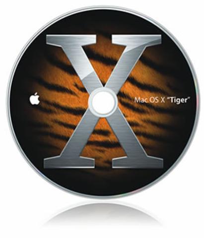 Mac OS X v10.4