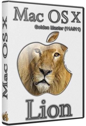 Mac OS X v10.7