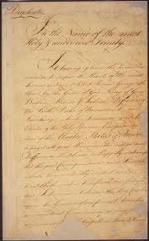 Peace Treaty of Paris