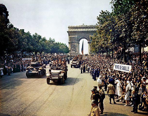 Liberación de París.