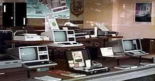 Início do uso dos computadores na Educação