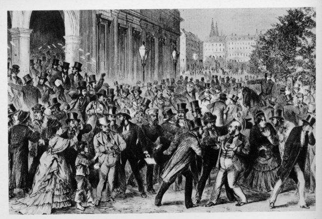 Financial Panic of 1873