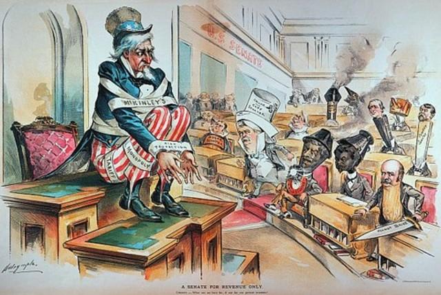 McKinley Tariff Act