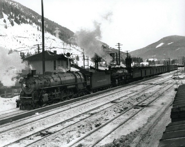 Nothern  Pacific Railroad