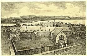 fondation hotel de dieu de quebec par les augustines